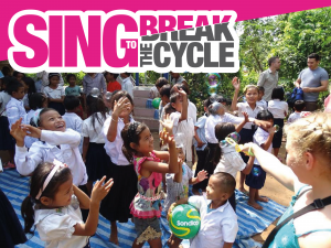 Sing to Break the Cycle
