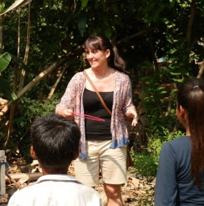 Miss Lynch - a teacher's experience in Cambodia