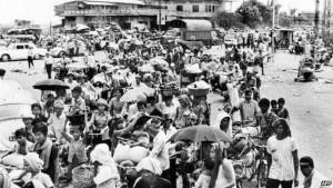 Khmer Rouge City Exodus