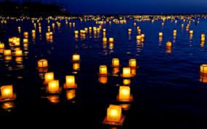 Edukid schools floating lanterns event